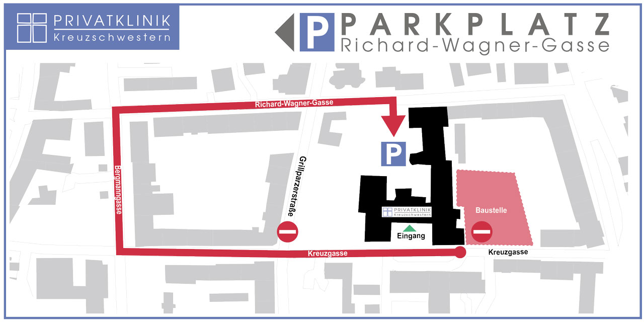 Parkplatz Richard Wagner Gasse